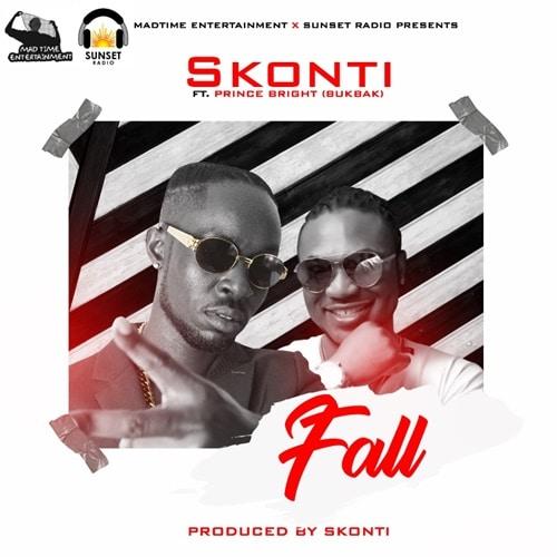 Skonti – Fall (feat. Bright Buk Bak) (Prod. By Skonti)