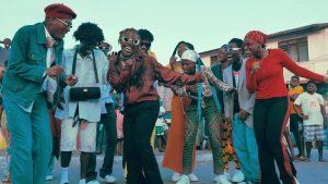 VIDEO: Juls x Twitch 4 Eva & Quamina MP - Mmayewa (Official Dance Video)