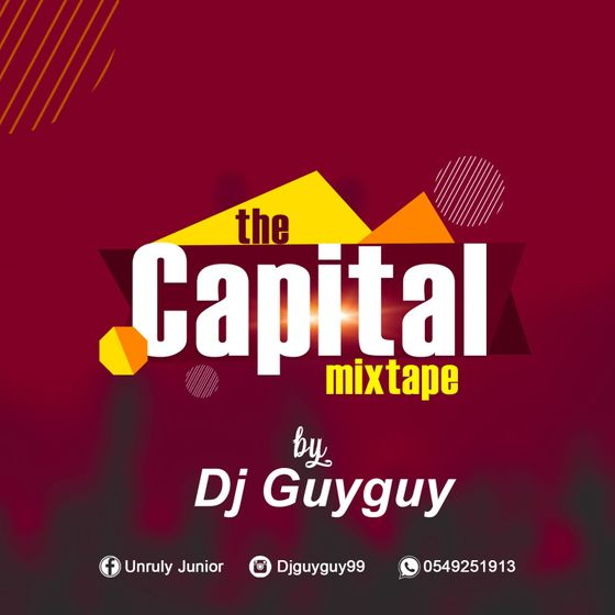 DJ Guyguy – The Capital Mixtape (GH Hip Hop Vol III)
