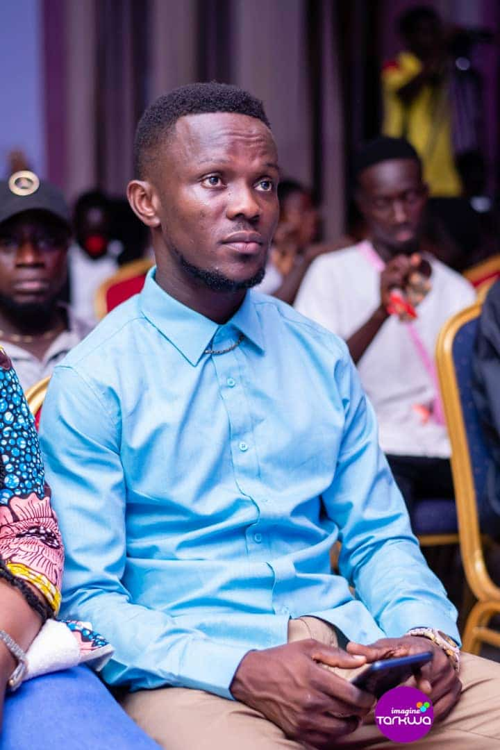 DJ Kenya is 'Best Radio DJ of the Year' at the WEBA Awards