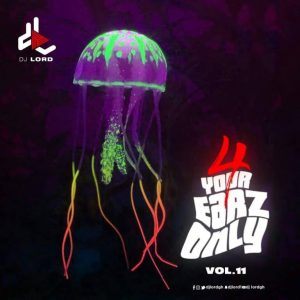 DJ Lord – 4 Your Earz Only (Volume 11)