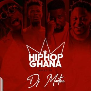 DJ Martin - HipHop Ghana Mix Vol.1 (2020 Mixtape)