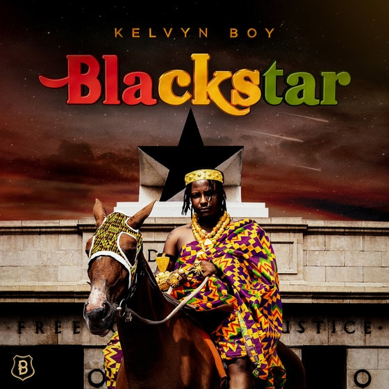 Kelvyn Boy –  Blackstar (Album)