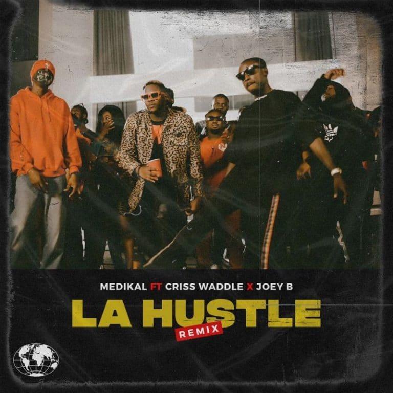INSTRUMENTAL: Medikal – La Hustle (feat. Joey B x Criss Waddle)(Remake by TellEmBeatzGo)