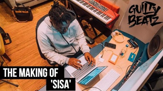 VIDEO: GuiltyBeatz Breaks Down The Making of 'Sisa' by King Promise
