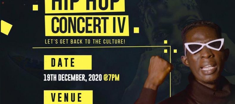Slim Drumz Brings Flames Hip-Hop Concert Home