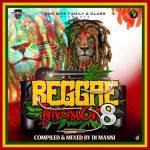 DJ Manni - Reggae Invasion Vol.8