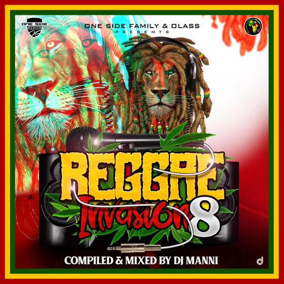 DJ Manni – Reggae Invasion Vol.8