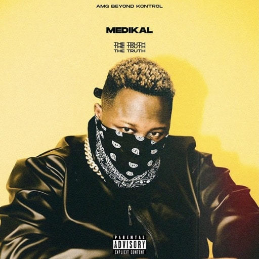 Medikal – The Truth (ALBUM)