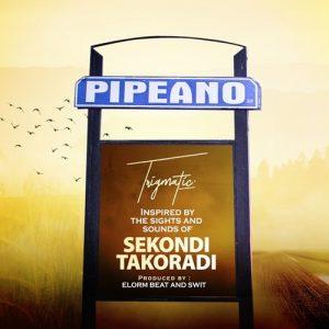 Trigmatic - Pipeano (EP)