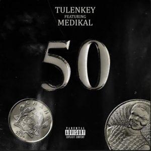 Tulenkey - 50 INSTRUMENTAL (feat. Medikal) (ReProd. By RichopBeatz)