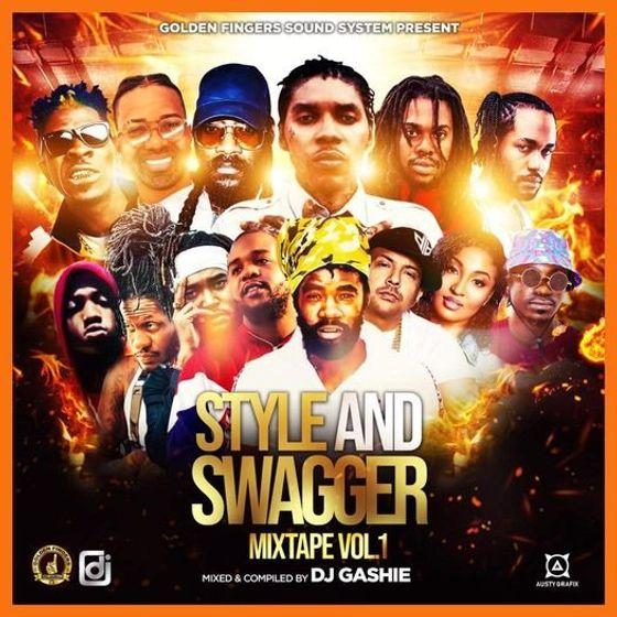 DJ Gashie – Style & Swagga Mixtape Vol. 1 (2021 Mixtape)