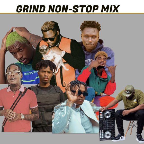 DJ Meech – Grind Non-Stop Mixtape (2021 Mixtape)