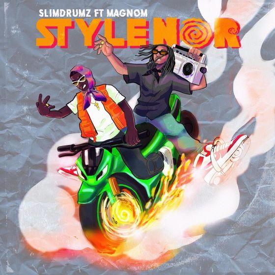 Slim Drumz – Style Nor (feat. Magnom)