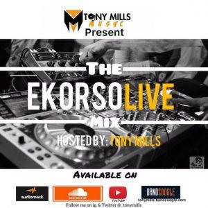 Tony Mills - Ekorso live (2021 Mixtape)