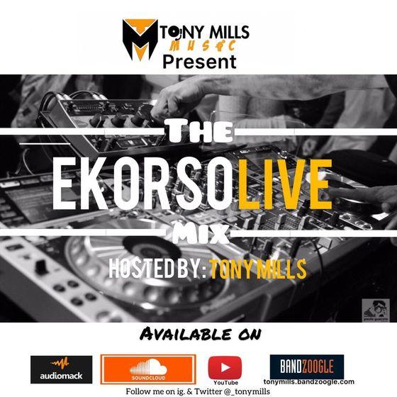 Tony Mills – Ekorso live (2021 Mixtape)