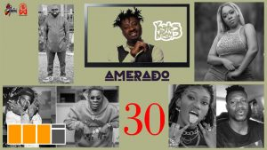 VIDEO: Amerado - Yeete Nsem Episode 30 (feat. Shatta Wale, Burna Boy, Keche, Otukunor, Wendy Shay, Moesha)