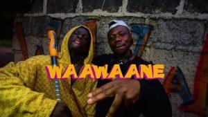 VIDEO: King Paluta - Waawaane x Alhaji Bull x Edey Bee