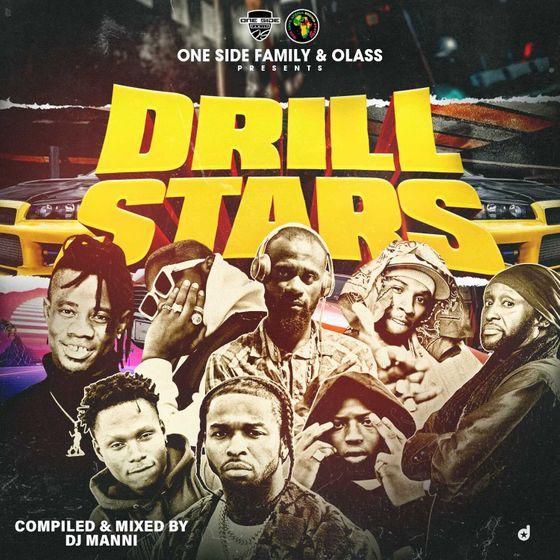 DJ Manni – Drill Stars Vol.1 (2021 Mixtape)