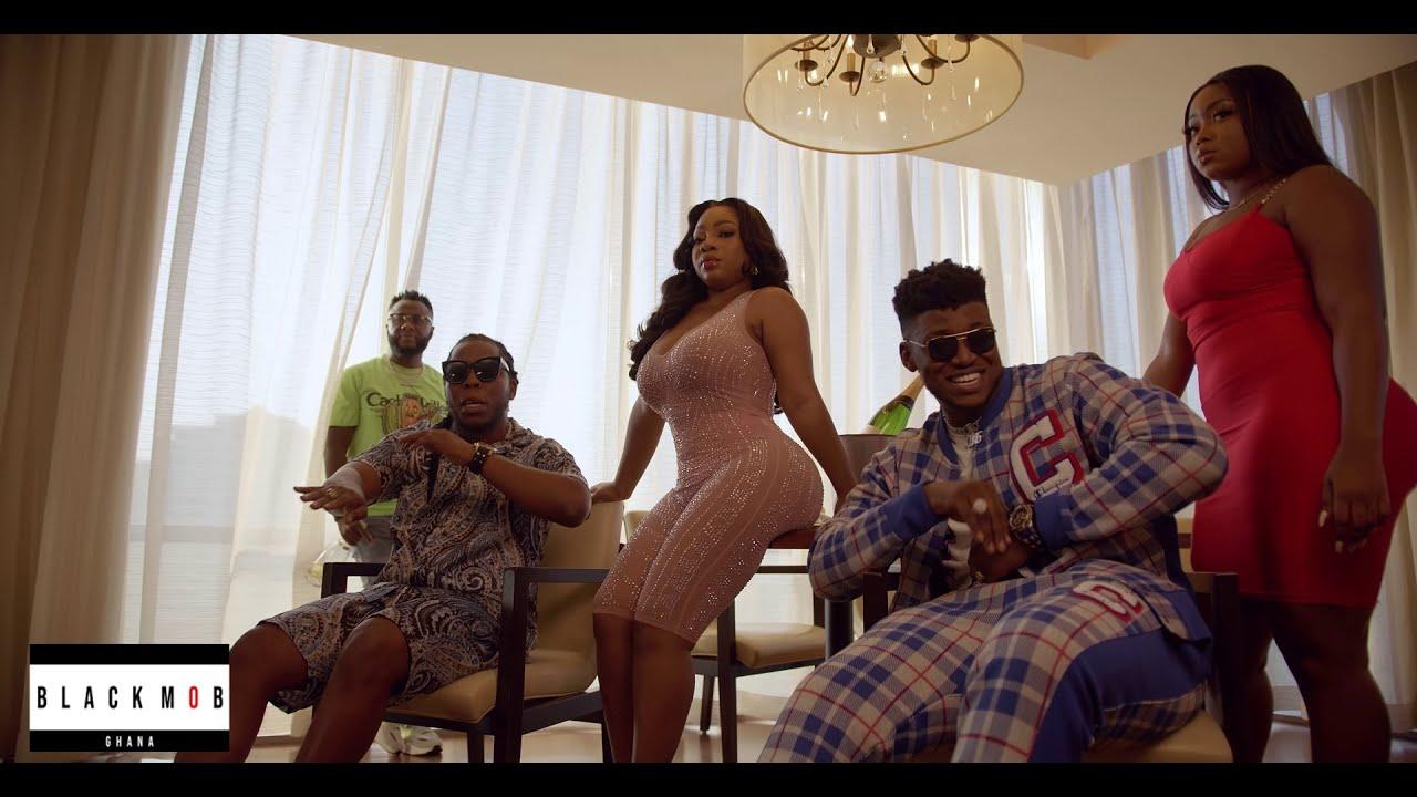 VIDEO: Gambo – Drip (feat. Edem)