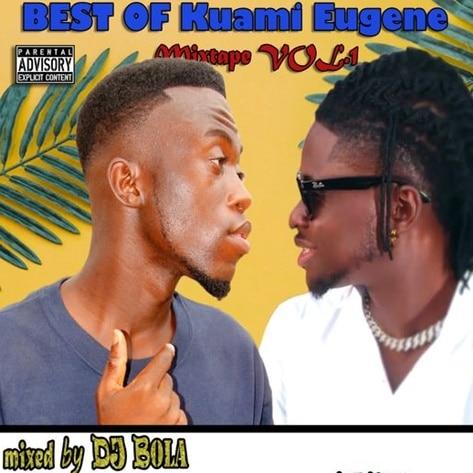 DJ Bola – Best OF Kuami Eugene Mixtape Vol.1
