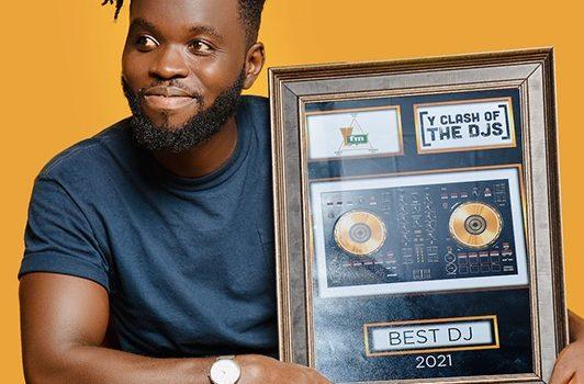 DJ Edita wins Best DJ at second edition of Y Clash of the DJs