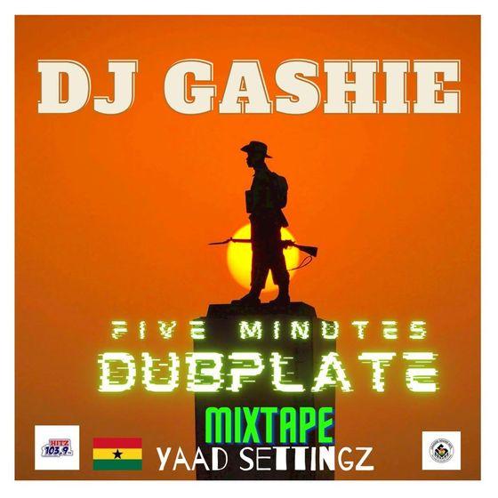 DJ Gashie – 5 Mins Dub Mix (Yaad Settingz)