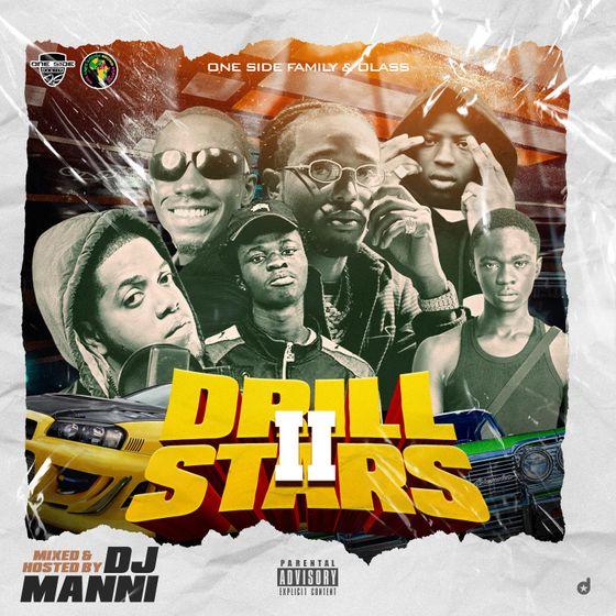DJ Manni – Drill Stars Vol.2 (2021 Mixtape)