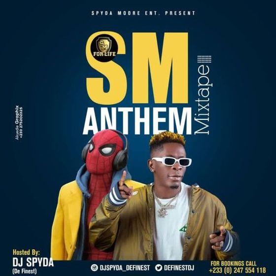 DJ Spyda – SM Anthem Mixtape
