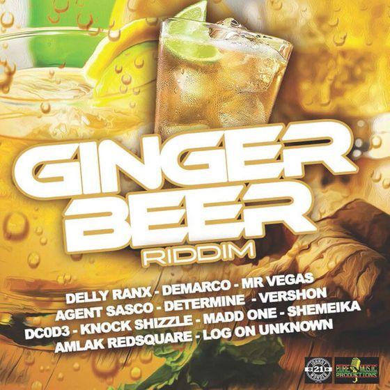 DJ Selecta – Mamba Ginger Beer Riddim Mix 2021