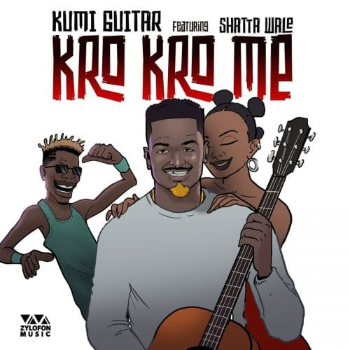Kumi Guitar – Krokrome (feat. Shatta Wale)