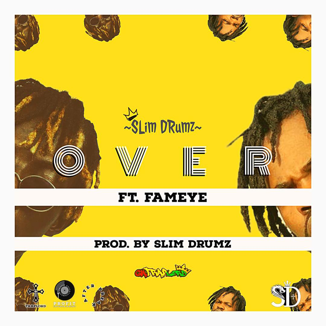 Trap Lord to Release Afrobeat Tune 'OVER' featuring Fameye