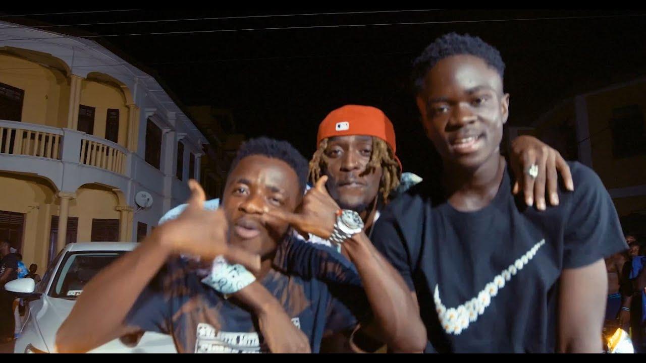 VIDEO: Click Huus – Ma Sparki (feat. Kofi Mole & Yaw Tog)