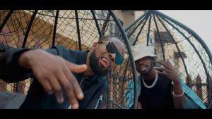 VIDEO DJ Sly - Strategy (feat. Fameye)