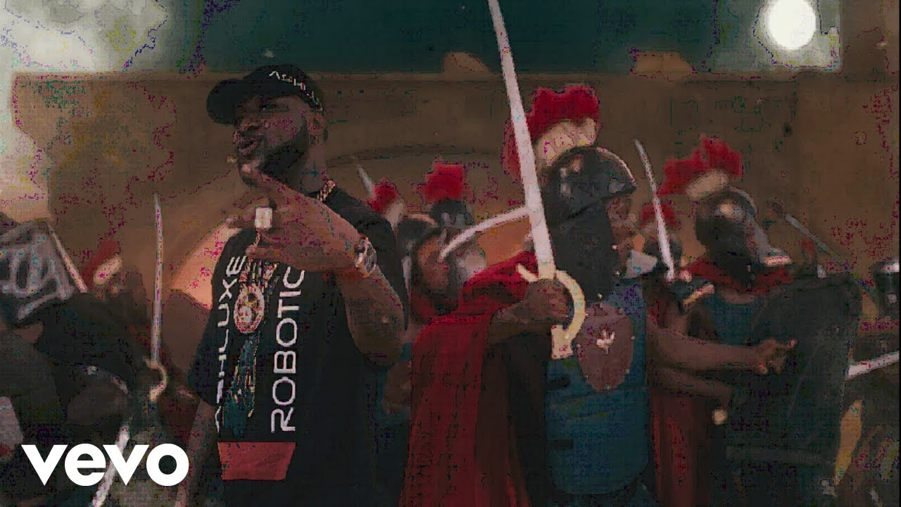 VIDEO: Holmes – Love (feat. Davido)