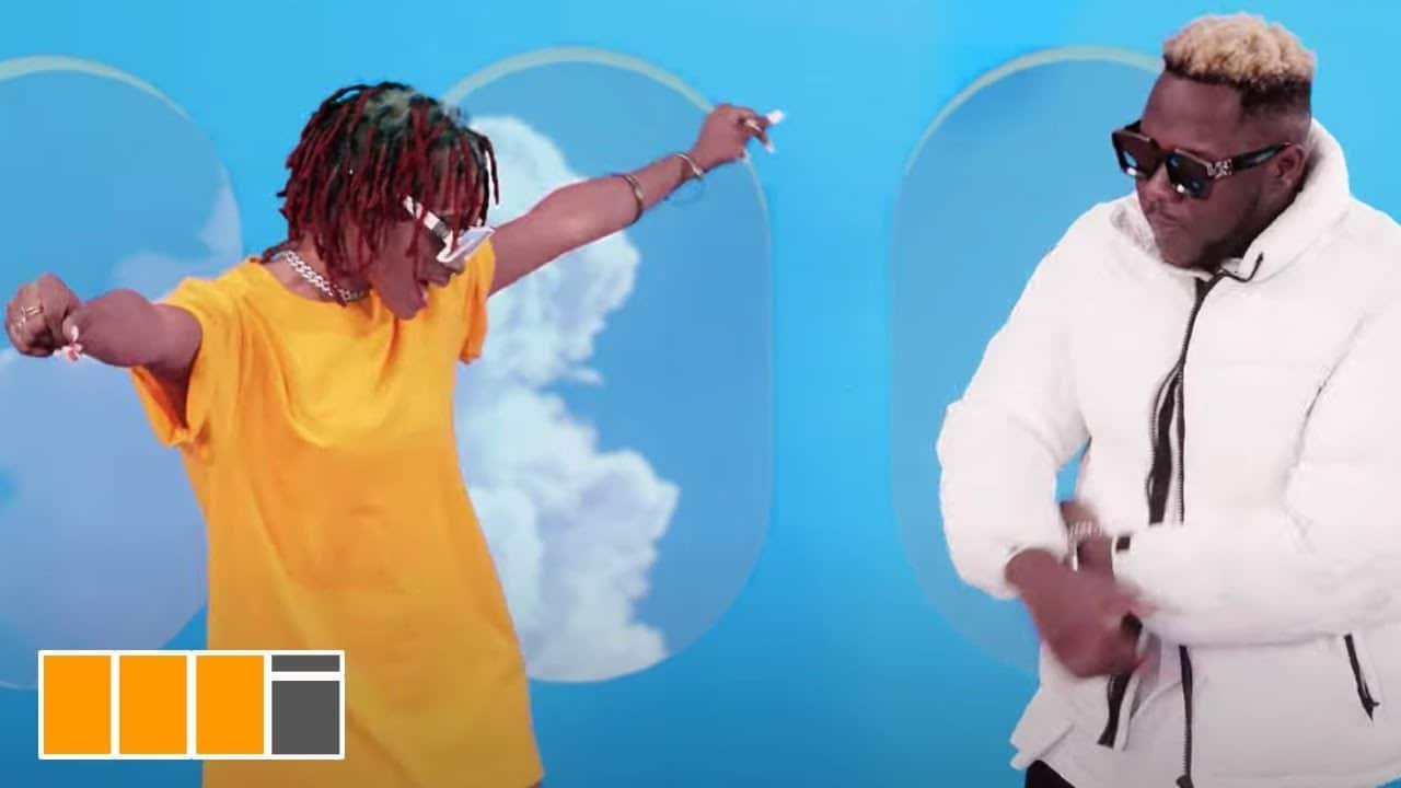 VIDEO: Kiki Marley – Gym (feat. Medikal)