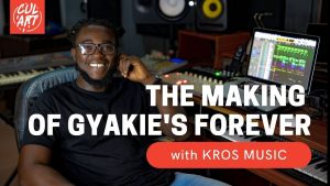 VIDEO: Producer, Kros Music, Takes Us Through The Making of Gyakie's