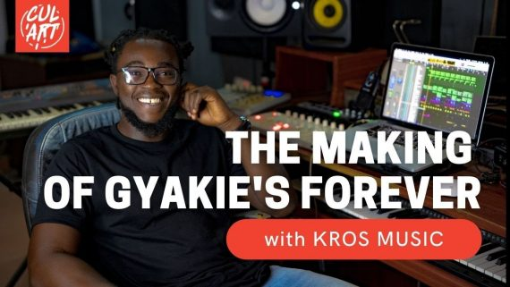 "VIDEO: Producer, Kros Music, Takes Us Through The Making of Gyakie's ""Forever"""