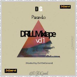 DJ DeGeneral - Drill Mixtape Vol. 1 (2021 Mixtape)