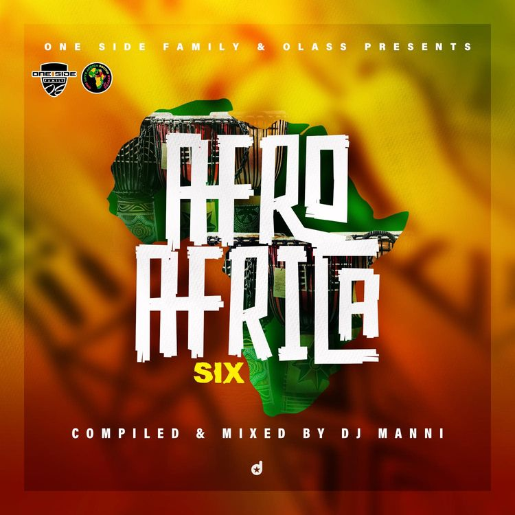DJ Manni – Afro Afrika Vol.6 2021