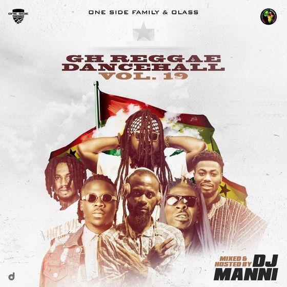 DJ Manni – GH Reggae Dancehall Vol.18