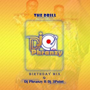 DJ Phranzy - The Drill Mixtape (feat. DJ 3Point)