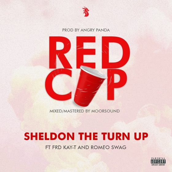 Sheldon The Turn Up - Red Cup (feat. FRD, Kay-T & Romeo Swag)