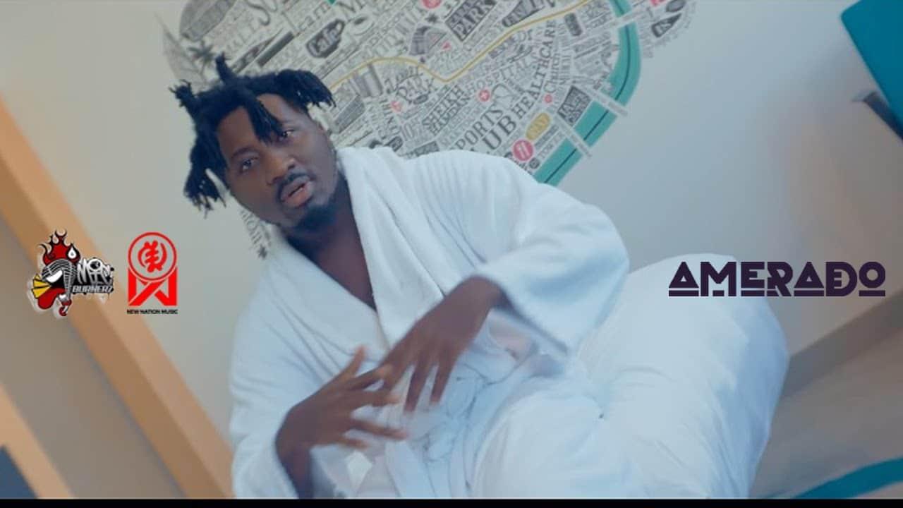 VIDEO: Amerado – Me Ho Y3
