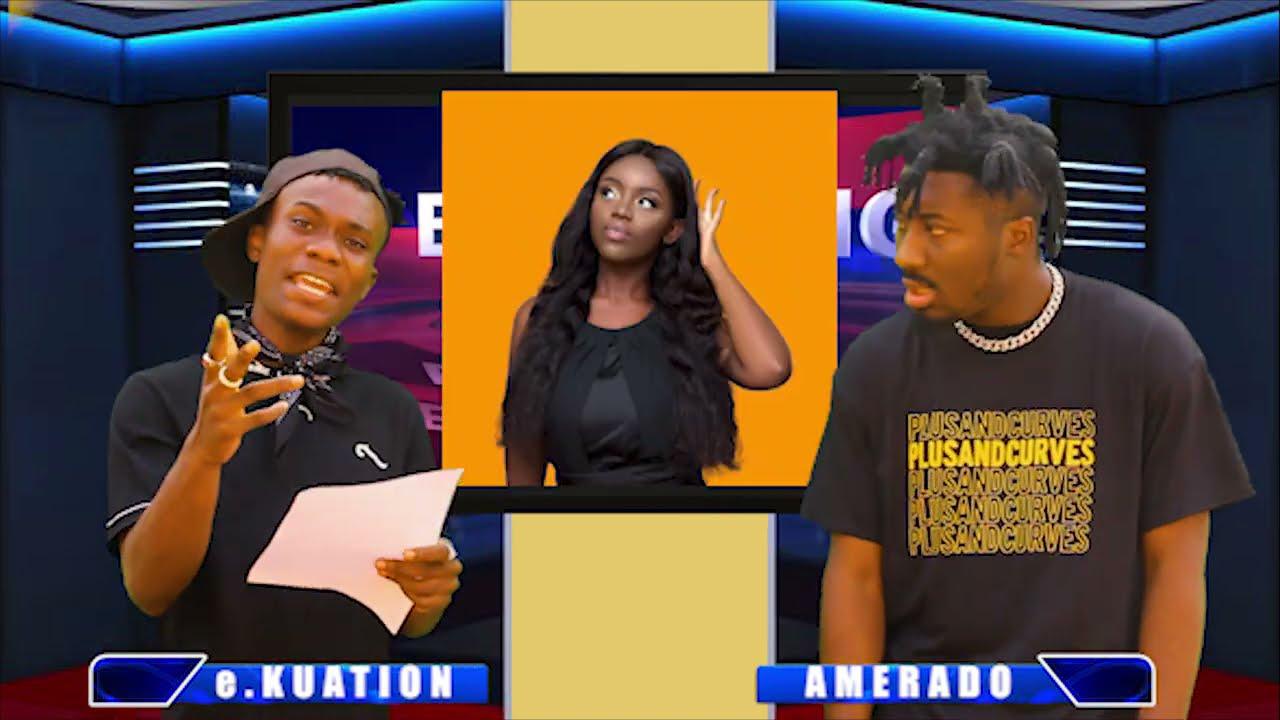 VIDEO: Amerado – Yeete Nsem Episode 37 with Lokal & E.Kuation (feat. Gyakie, Edem, Sarkodie, Medikal, Nikki)