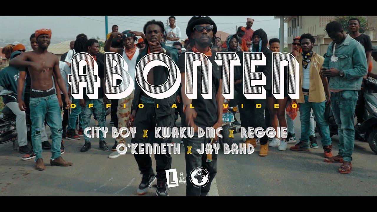 VIDEO: City Boy – Abonten (feat. Kwaku DMC, Reggie, O'kenneth & Jay Bahd)