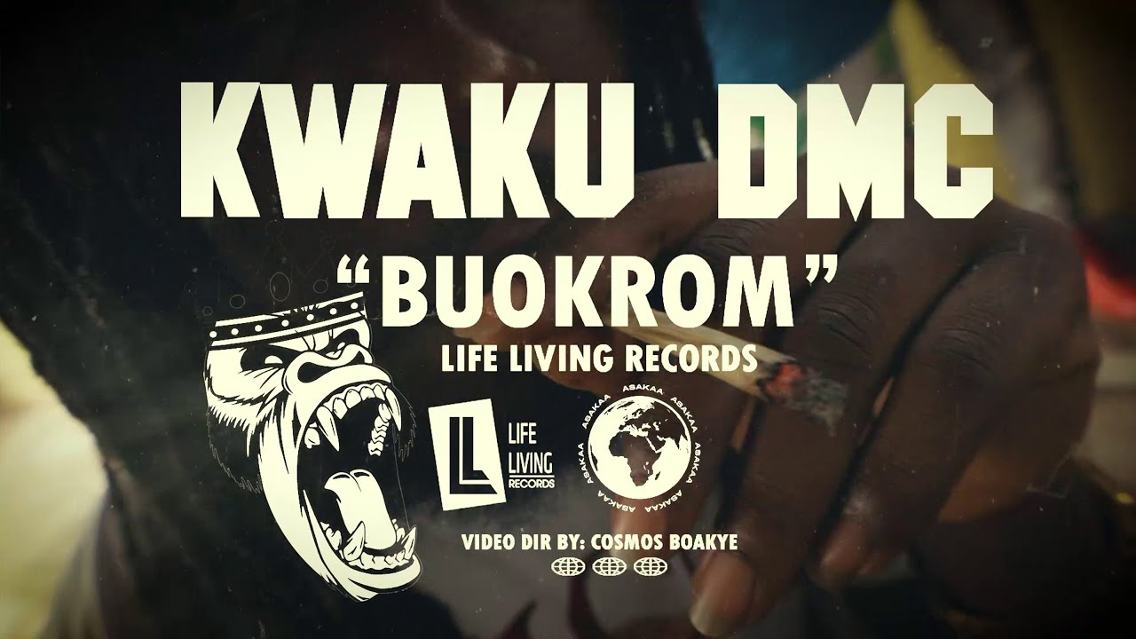VIDEO: Kwaku DMC – Buokrom