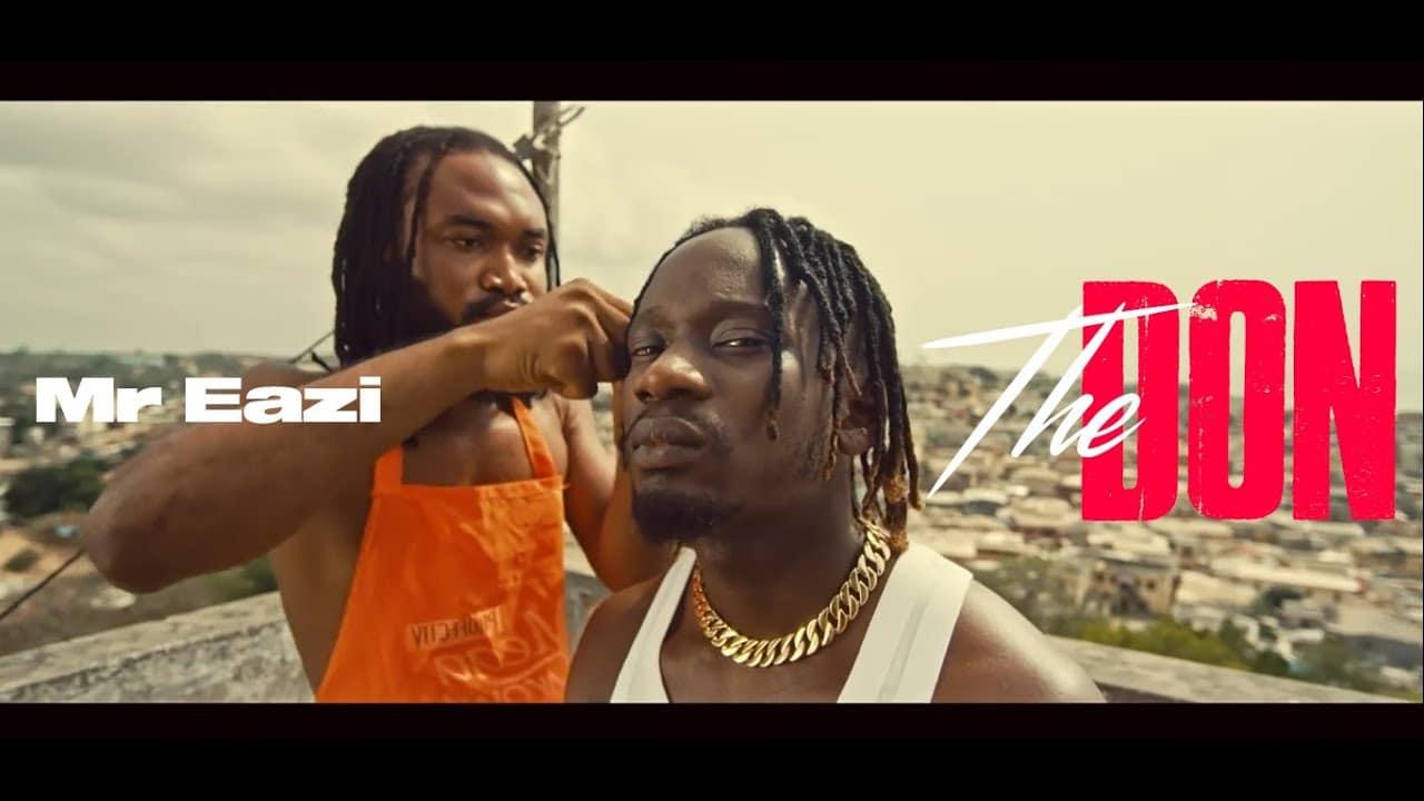 VIDEO: Mr Eazi – The Don (Short Film)