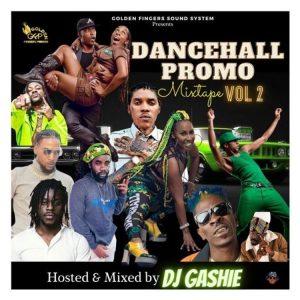 DJ Gashie - Dancehall Promo Mixtape Vol 2 (2021 Mixtape)