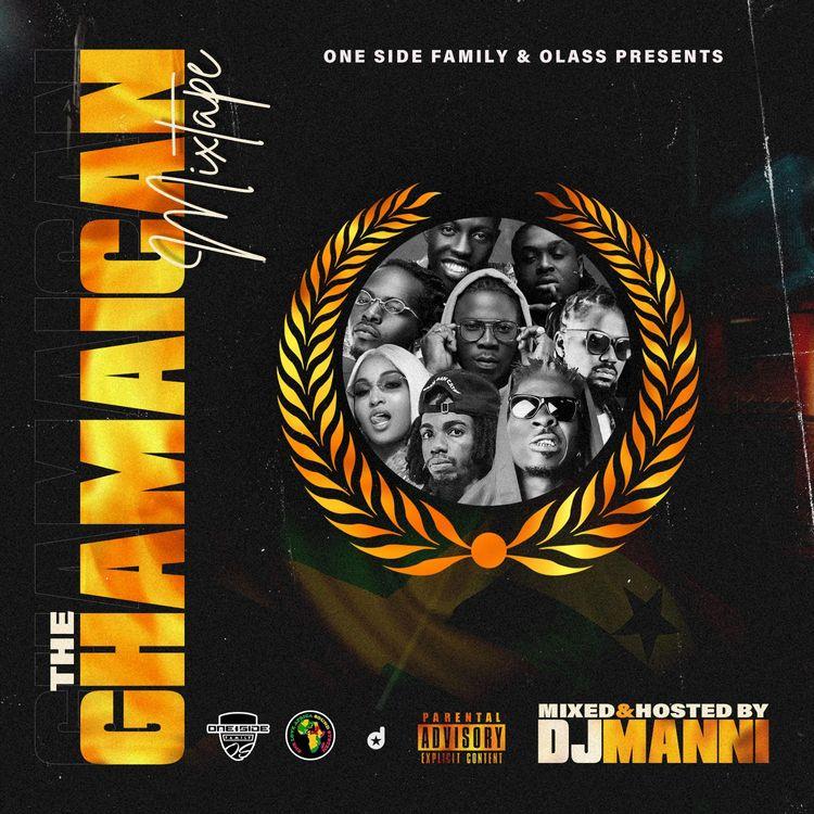 DJ Manni – The Ghamaican Mixtape (2021 Mixtape)